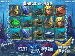 Play Under the Sea Slots now!
